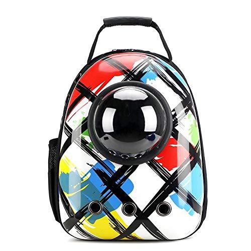 Zaino spazio capsula pet bag borsa traspirante portatile cat@stile quattro
