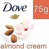 Dove Almond Cream Beauty Bathing Bar, 75g