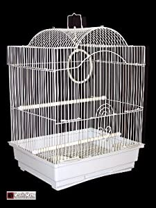 Small Indoor Bird Cage The Meadow by Liberta