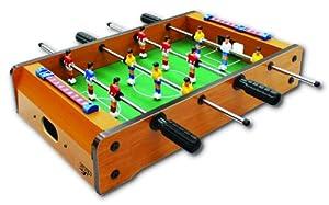 Carromco 05007 - Tischfussbalsspiel Kick-XM Importado de Alemania