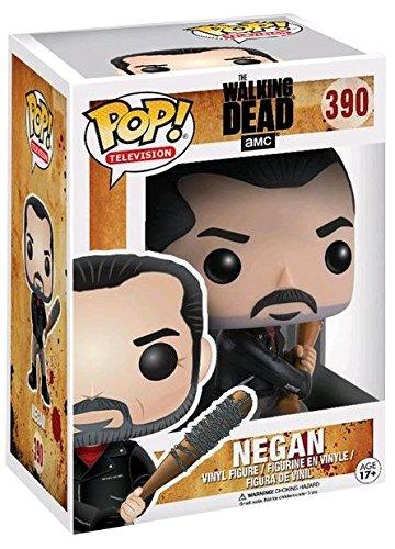 THE WALKING DEAD NEGAN POP Vinyl Figura