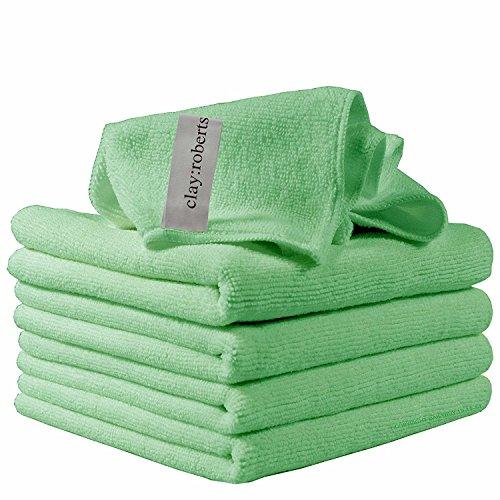 microfibre-cleaning-cloths-5-pack-in-green-super-soft-microfibre-dusters-clayroberts-premium-fibre-c
