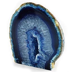 Achat Geode – Blau