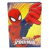 DC Comics Spiderman Agenda Standard Agenda Scolaire 10 Mois Jaune