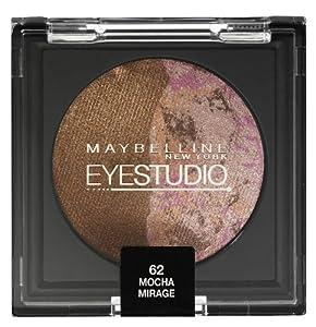 Maybelline Eye Studio Duo Baked Eye Shadows Mocha Mirage 62