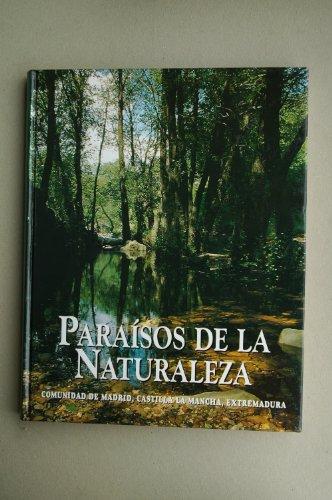 PARAISOS DE LA NATURALEZA. ISLAS CANARIAS. por VV AA