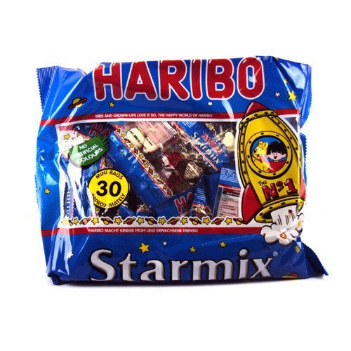 Haribo Starmix 30 Pack 480G by Haribo