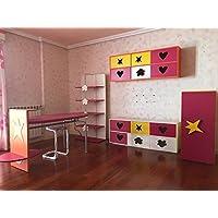Dormitorio Agatha Ruiz de La Prada