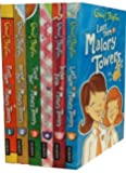 Enid Blyton's Malory Towers 6 Books Collection Set Pack (1 - 6) (1 First Term at Malory Towers, 2 Second Form at Malory Towers , 3 Third Year at Malory Towers , 4 Upper Fourth at Malory Towers , 5 In the Fifth at Malory Towers , 6 Last Term)