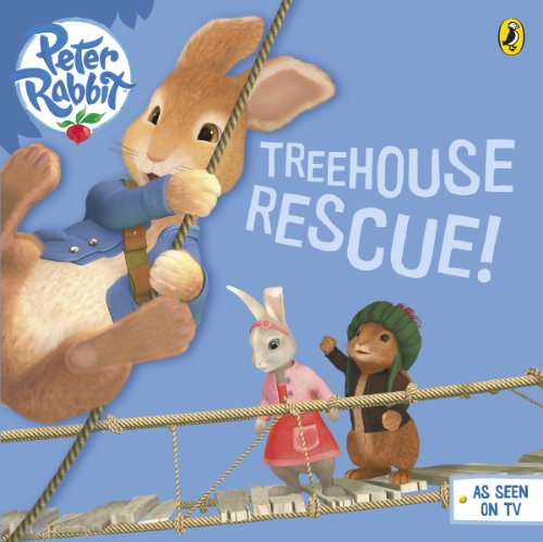 Peter Rabbit Animation: Treehouse Rescue! (BP Animation) (English Edition)