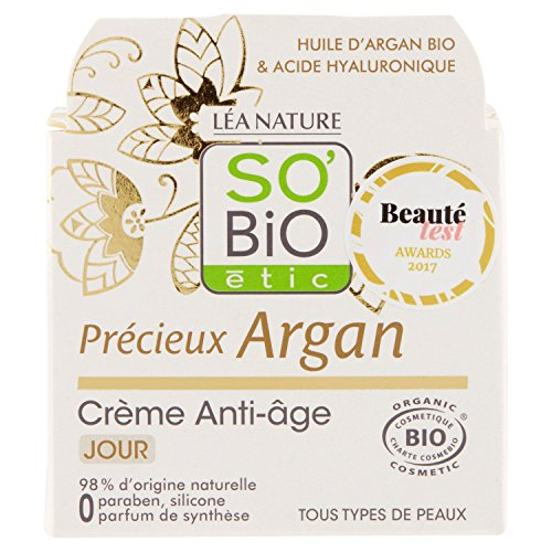 Così prezioso di Argan Anti-Aging Cream Day BiO etico