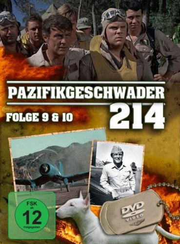 Pazifikgeschwader 214 - Folge 9 & 10