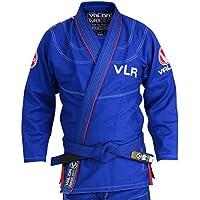Valor VLR Superlight BJJ Gi Azul | Libre cordón Bolsa de Gi