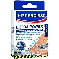 Hansaplast Streifen Extra Power 8PZ 10x 6cm. preisvergleich bei billige-tabletten.eu