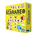 Spin Master Games Primo Scarabeo, tavolo, gioco per l'apprendimento di parole, dai 4 ai 7 anni, Junior, Multicolore, 6053994