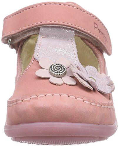 Primigi  KASIA-E, Chaussures Bébé marche bébé fille Rose - Pink (CORALLO)