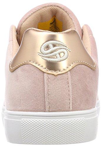 260f501ffcb1cc ... Dockers by Gerli Damen 38pd205-700760 Sneaker Pink (Rosa 760) ...