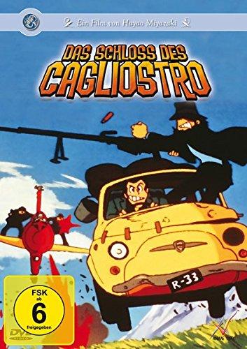 Das Schloss des Cagliostro (Einzel-DVD)