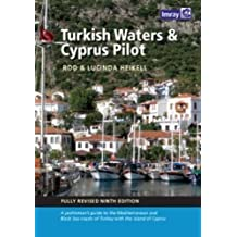 Turkish Waters and Cyprus Pilot by Rod and Lucinda Heikell (2013-04-25)