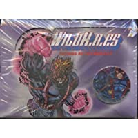 WILDK.A.P.S Pogs Retail Pack, 24 Packs by POGS