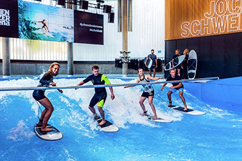 Jochen Schweizer Geschenkgutschein: Indoor Surfkurs - Arena München - Geschenk zu Weihnachten