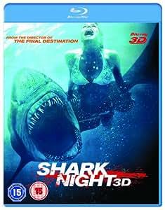 Shark Night 3D (Blu-ray + Blu-ray 3D)