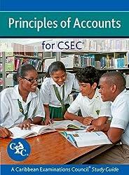 Principles of Accounts for CSEC Study Guide: Caribbean Examinations Council