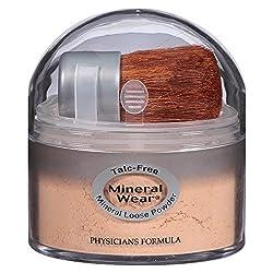 Physicians Formula: Mineral Wear Loose Powder Natural Beige 0.50 oz