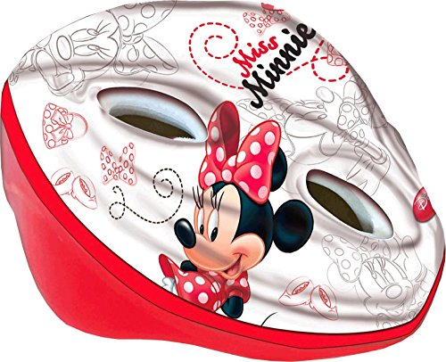 CASCO BICICLETA DISNEY MINNIE