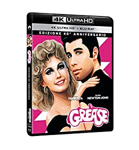 Grease: Edizione 40° Anniversario (4K Ultra HD + Blu-Ray)