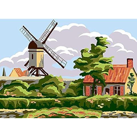 Collection d 'Art lienzo tapiz impreso