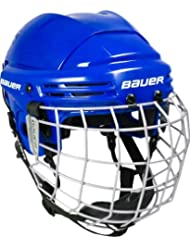 Bauer Kinder Helm 2100 Combo mit Gitter Junior