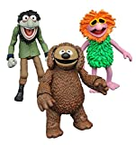Muppets The may168098Select Series 3ROWLF und Crazy Harry Action Figur
