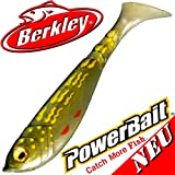 Berkley ' Power Bait Pulse Shad 4caoutchouc poisson 11cm Pike Set de 5pièces neuf 2016