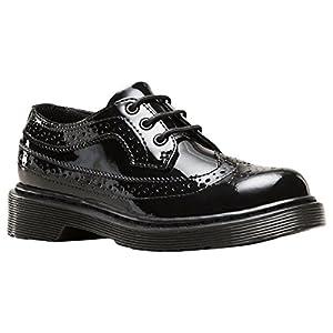 Dr. Martens 3989 Y, Zapatos de Cordones Derby Unisex niños