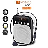 Best Recording Microphones - Laploma Portable Loudspeaker With Microphone And Digital Display Review
