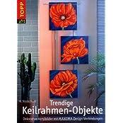 Trendige Keilrahmen-Objekte: Dekorative Acrylbilder