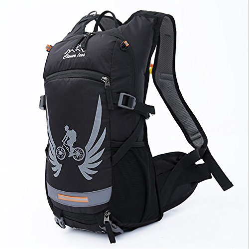 Wmshpeds Equitazione Sport borsa da viaggio outdoor borsa a tracolla bike water bag zaino cavalcare le forniture di attrezzature A