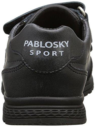 PABLOSKY Unisex-Child, Sportschuh, 255711 Schwarz