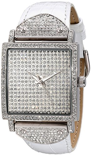 Peugeot Couture J5667WT Crystal case – Orologio da donna
