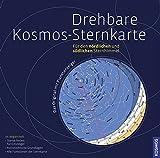 Drehbare Kosmos-Sternkarte: Für den nördlichen und südlichen Sternhimmel