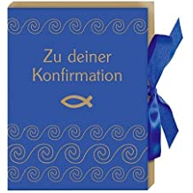 Der kleine Wunsch-Erfüller: Zu deiner Konfirmation (Fisch, blau): Verkaufseinheit