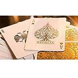 Regalia Playing Cards by Shin Lim Con video tecniche di Antonio Cacace Il video è prodotto da Fabbrica Magia e coperto da copyright