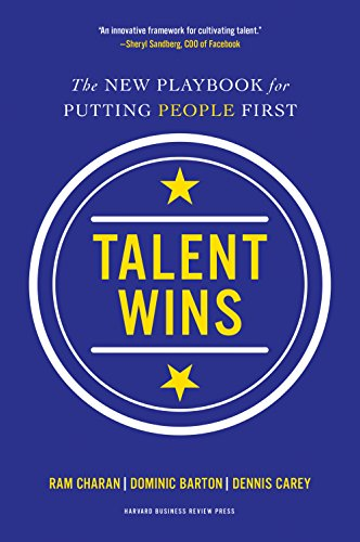 Talent Wins: The New Playbook for Putting People First (English Edition) por Ram Charan