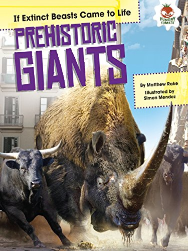 Prehistoric Giants (If Extinct Beasts Came to Life) por Matthew Rake