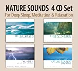 Nature Sounds 4 Album Set: Ocean Waves/Forest So