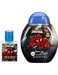 DISNEY Spiderman Coffret Eau de Toilette 30 ml + Gel Douche 300 ml