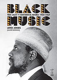 Black music par Leroi Jones