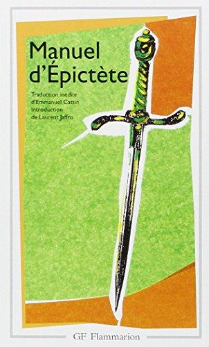 Manuel d'Epictte