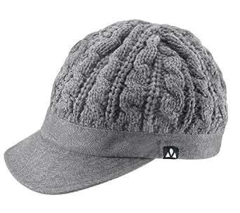 VAUDE Damen Mütze Yale Hat II, pebbles, S, 04191